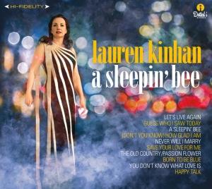 LaurenKinhan_SleepinBee_cover